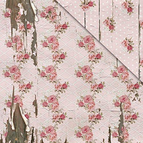 fabscraps-shabby-rosa-lattice-rose-biadesivo-cartoncino-acrilico-multicolore-30-x-30-cm-confezione-d