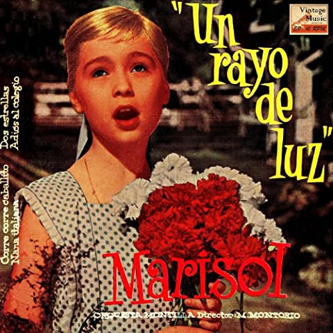 Vintage Spanish Song No. 095 - EP: Un Rayo De Luz