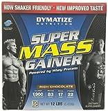 Dymatize Nutrition Super Mass Gainer Rich Chocolate 6 Lbs