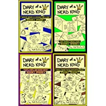 Diary of a Nerd King #2: Episodes 1 to 4