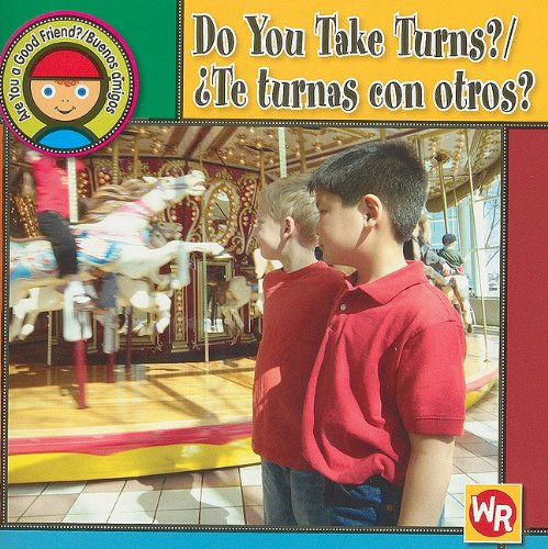 Do You Take Turns?/Te Turnas Con Otros? par Joanne Mattern