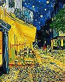 Diamond Vollbedeckung mit Holzrahmen Painting Set Bild 40 x 50 Diamant Malerei Stickerei Handarbeit Basteln Mosaik Steine Blumen Korb Haus am Bach (GJ673)
