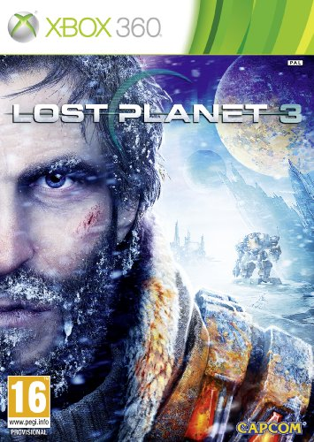 Lost Planet 3 (Xbox 360) [UK IMPORT] (360 Lost Planet Xbox 3)