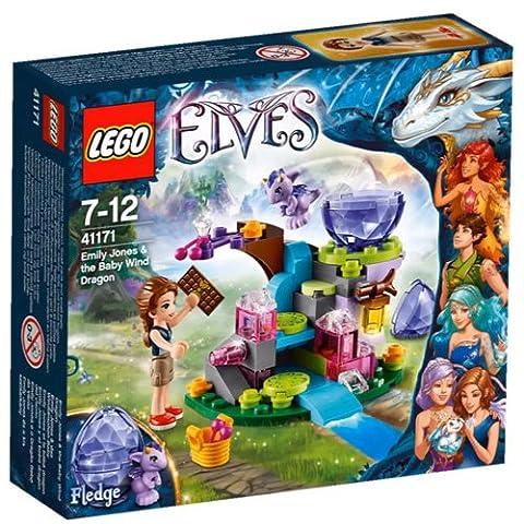 Lego Dragon - LEGO Elves - 41171 - Jeu de