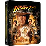 Indiana Jones and the Kingdom of the Crystal Skull - Exklusive Limited Steelbook Edition