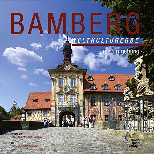Bamberg Weltkulturerbe mit Umgebung, Englische Ausgabe