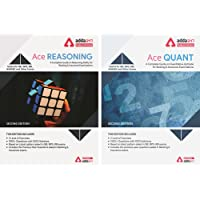 Ace Combo for Banking Exam Preparations (Ace Quantitative + Ace Reasoning) English Edition by Adda247 Publications