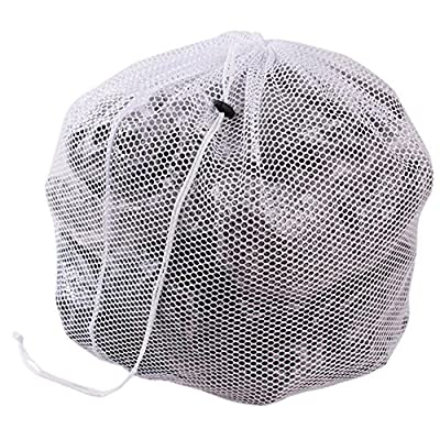 Drawstring Washing Bag Laundry Mesh Saver Net Bag for Washing Machine from Greenlans