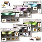 wildgoose Bildung SP2223Spanisch Shopping Spiel