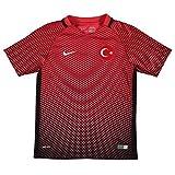 Nike Türkei Home Jersey 2016Junioren Schwarz