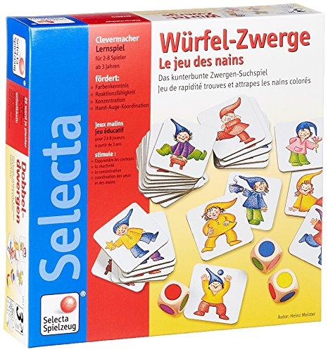 Selecta 63003 Würfel-Zwerge Preisvergleich