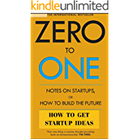 Zero To one how to get startup ideas