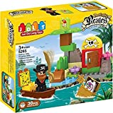 #6: Saffire Powerful Pirates Blocks Set, Multi Color