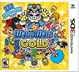 #1: Warioware Gold - Nintendo 3DS