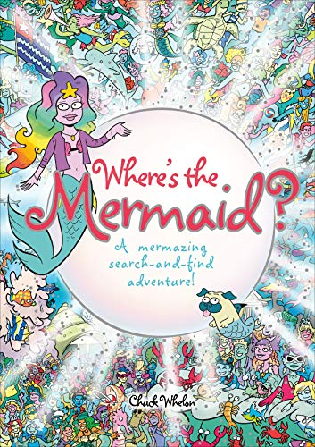 Picture of Where's the Mermaid: A Mermazing Search-and-Find Adventure