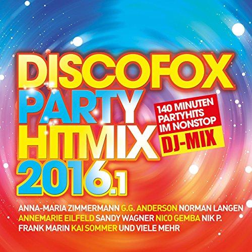 Discofox Party Hitmix 2016.1