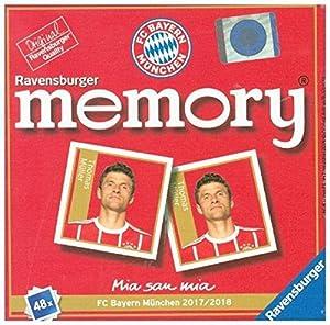Ravensburger 26756-Bayern Múnich Memory Parte