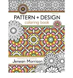 [( Pattern and Design Coloring Book )] [by: Jenean Morrison] [Aug-2012]