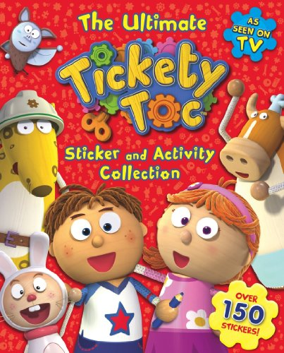 The Bumper Tickety Toc Sticker and Activity Collection (Bumper S & A Tickety Toc)