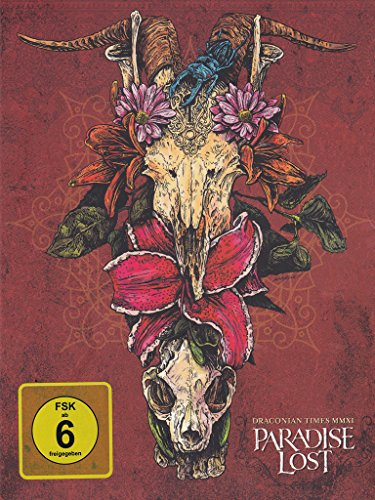 Paradise Lost - Draconian times MMXI (limited deluxe edition) (2DVD+CD)