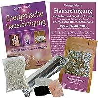 Räuchern 8-tlg Set Räuchermischung Energetische Hausreinigung | #81066 Buch Kräuter & Engel Huber/Schirner + ZUBEHÖR... preisvergleich bei billige-tabletten.eu