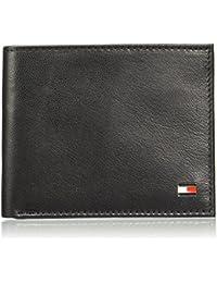 Tommy Hilfiger Black Men's Wallet (8903496110463)