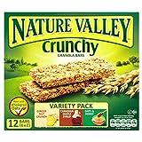 Nature Valley Barre Croccanti Muesli - Varietà (6X42g) (Confezione da 6)