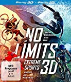 No Limits: Extreme Sports 3D Box [Blu-Ray] [Import]...