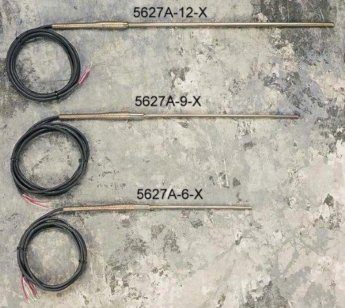 Fluke 5627a-9-j Précision industrielle RDT Sonde, 100Ohm, 3/40,6x 22,9cm