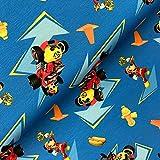 Swafing GmbH - Stoff - Disney Jersey Mickey Mouse Flinke