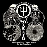 Satanic deathnoise from the beyond - the first four albums