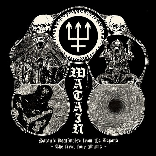 Satanic Deathnoise From The Beyond (4 CD)