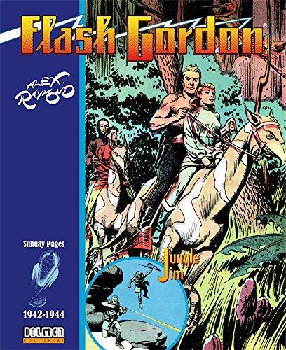 Flash Gordon And Jim de la jungla. 1942 - 1944