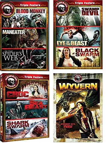 Maneater Series Movies Collectio...