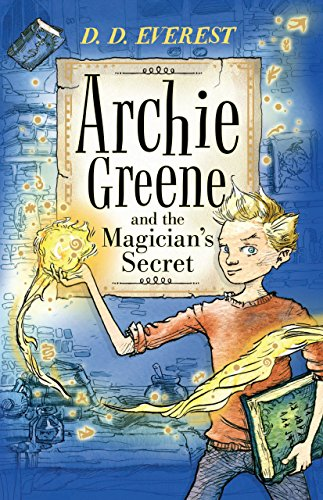 Archie Greene and the Magician's Instruction