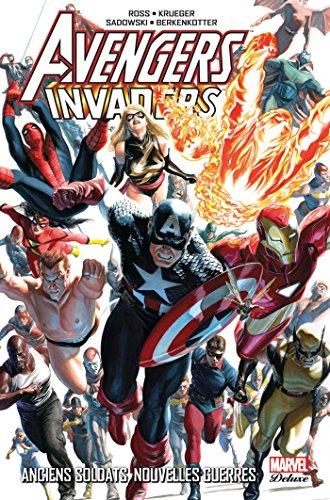 Avengers/invaders par Alex Ross, Jim Krueger