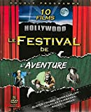 LE FESTIVAL DE L'AVENTURE - 10 FILMS HOLLYWOOD / COFFRET 5 DVD