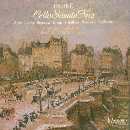Cello Sonata 2 by Faure (Sonata Faure-cello)