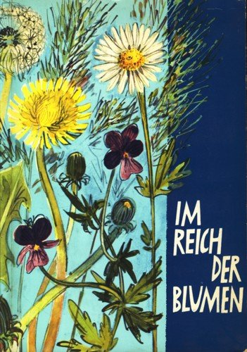 bilder-Album. Serie 16. Im Reich der Blumen. Zimmer-Balkon-Garten. Band II. Serie 16. 96 Bilder komplett. ()