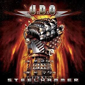 Steelhammer (Ltd.Gatefold/Yellow-Clear Vinyl) [Vinyl LP]