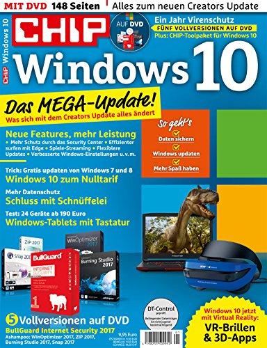 CHIP Windows 10 - das Mega-Update Update-chip