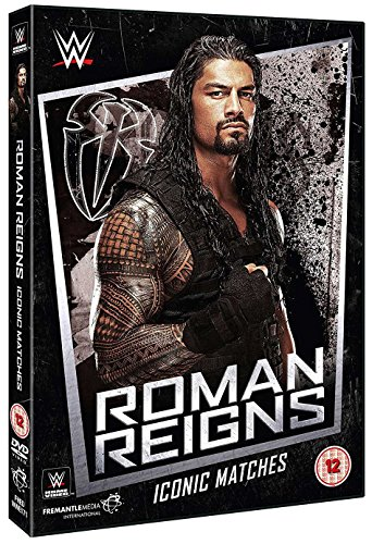 WWE: Roman Reigns - Iconic Matches [DVD] [UK Import]