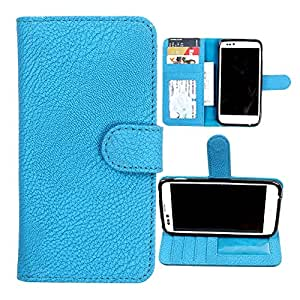 For Sony Xperia Z5 - DooDa Quality PU Leather Flip Wallet Case Cover With Magnetic Closure, Card & Cash Pockets