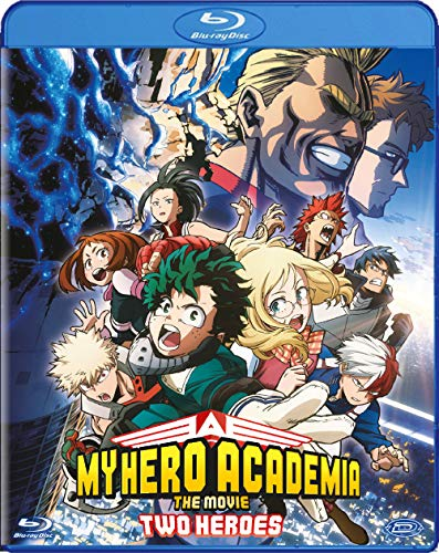 My Hero Academia The Movie Two Heroes