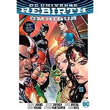 DC Rebirth Omnibus Vol. 1 (Dc Universe Rebirth Omnibus)