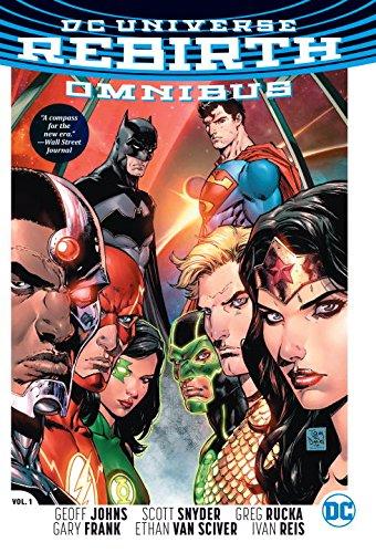 DC Rebirth Omnibus HC (Dc Universe Rebirth Omnibus)