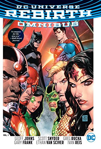 DC Universe Rebirth Omnibus 1