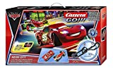 Carrera GO!!! Disney Cars Neon City Rennbahn 62357 Streckenlänge: ca. 6,2 m TO