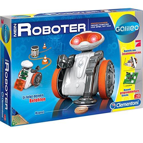 Galileo - Mein Roboter, programmierbar mit Zubehör, ab 8 Jahren - Kinder Spielzeug