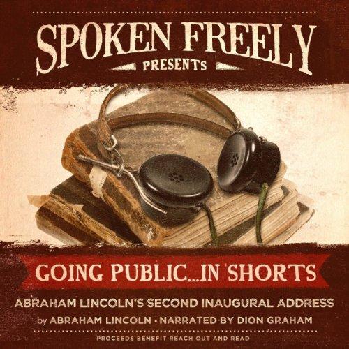 Abraham Lincoln's Second Inaugural Address  Audiolibri